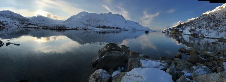 Aurora Boreale in Norvegia - FIORD