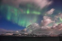 Aurora Boreale in Norvegia 4