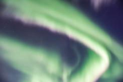 Aurora Boreale in Norvegia - northen light Tromso