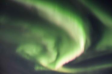 Aurora Boreale in Norvegia - northen light