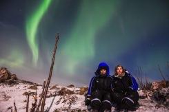 Aurora Boreale in Norvegia - NOI