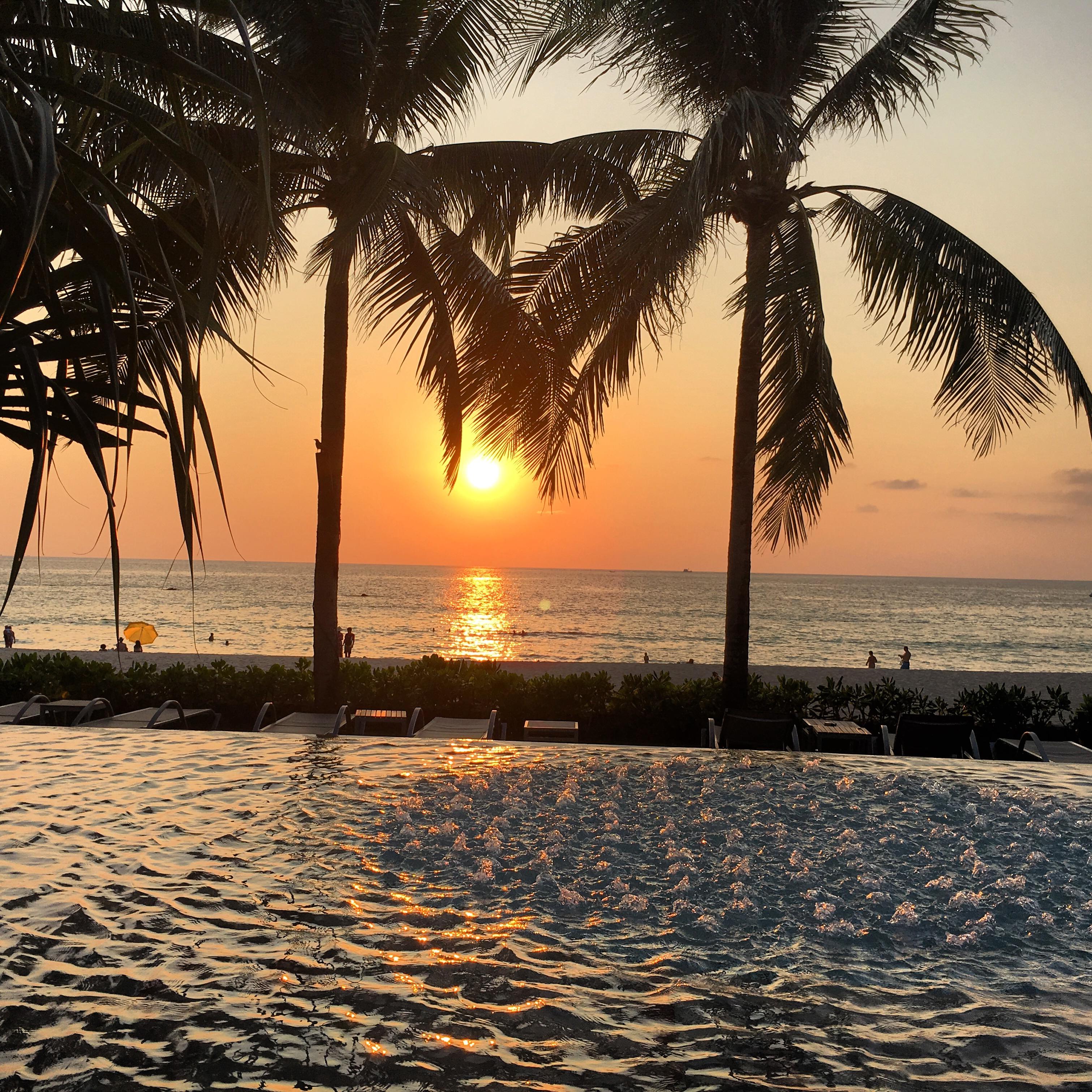 L'isola di Phuket mare, sole e relax. Thailandia consigli viaggio TRAMONTO Sunset